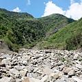 少年溪河床風景