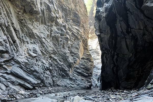 「鬼斧神工峽谷」入口