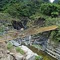 塔羅羅灣吊橋