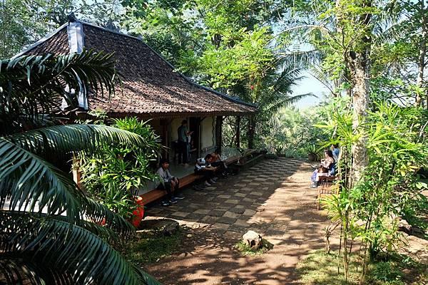 Jomblang Cave園區遊客中心