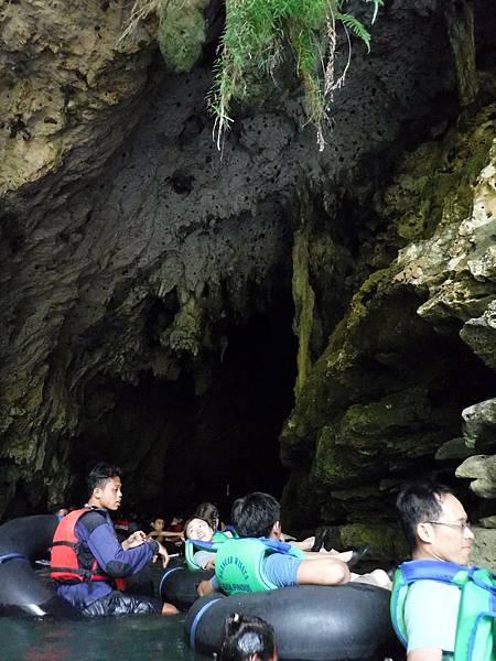 進入Pindul Cave