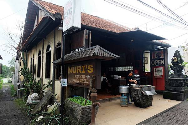 Nuri's Mexican Bar & Grill