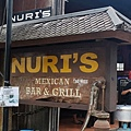 Nuri's Mexican Bar & Grill招牌