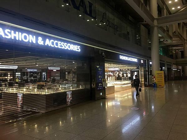 免稅商店@仁川機場