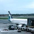 勝安MI152空中巴士A320-233@樟宜機場