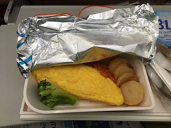 飛機餐@勝安MI152