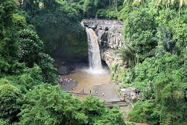 尋訪印尼峇里島Tegenungan瀑布