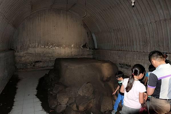 Bunker Kaliadem內部