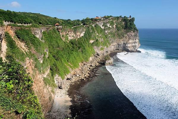 烏魯瓦圖神廟與斷崖