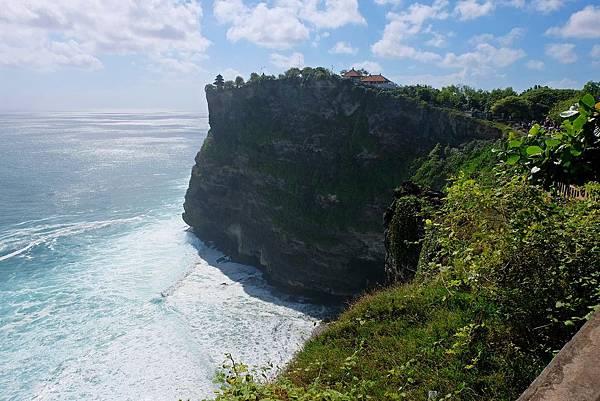 烏魯瓦圖斷崖突出部一景