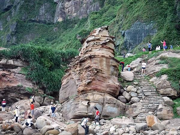 南雅奇岩步道