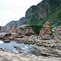 南雅奇岩風景區海岸