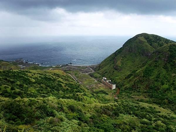 劍龍稜起點眺望禮樂煉銅廠風景