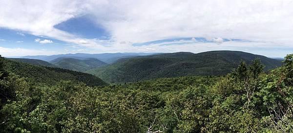 Plateau Mt.風景