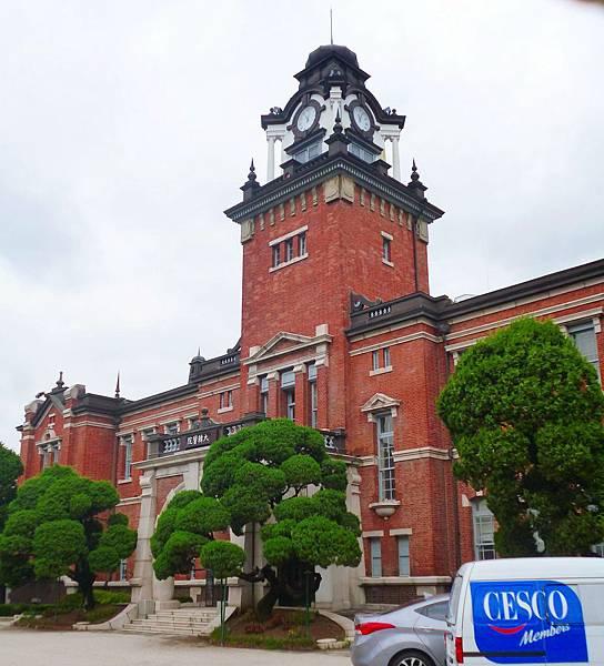 大韓醫院(昔京城帝大醫學部本館)正面