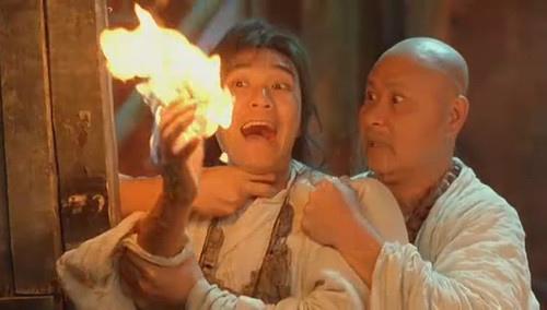 周星馳與劉鎮偉,大話西遊(1995)