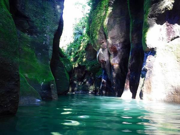 無人峽谷的深幽之美