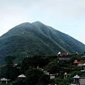 九份眺望基隆山