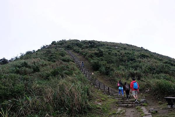 基隆山登山步道