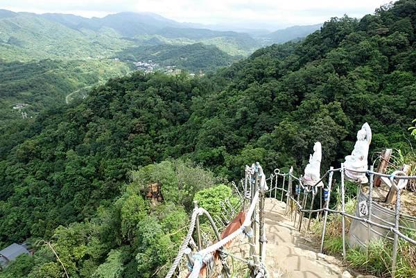 孝子山尖峰登頂