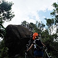 普陀山登頂之路