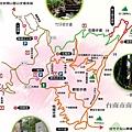 梅嶺風景區Map