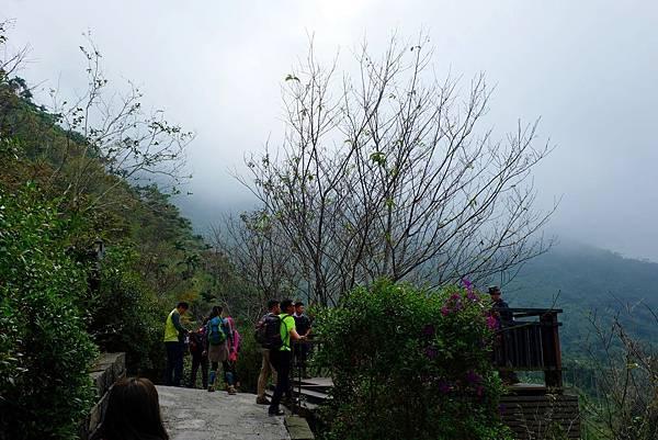 梅峰古道一景