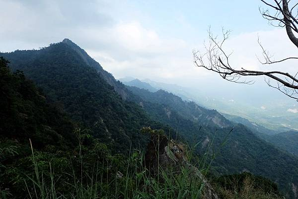 阿里山山脈群稜風景