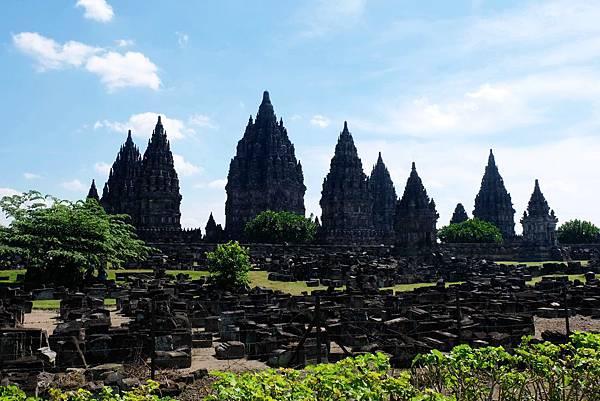 普蘭巴南寺廟群