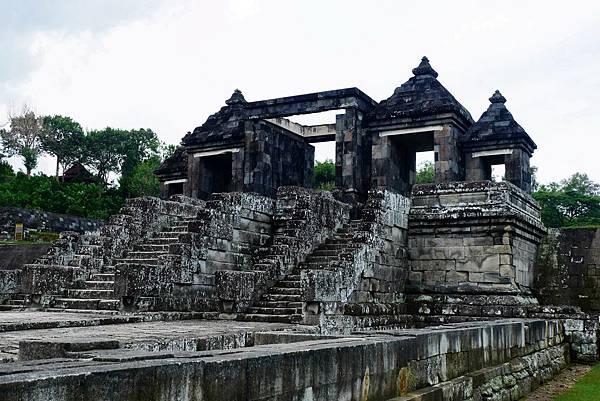 印尼日惹宮殿遺跡Ratu Boko之謎