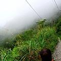 舊登山口下山方向