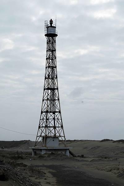 國聖港燈塔屹立國境之西
