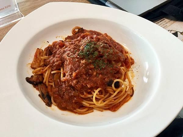 波隆納肉醬義大利麵(含牛肉)