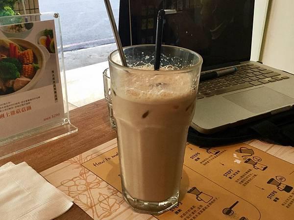 附飲品-伯爵奶茶