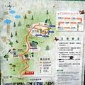 北得拉曼步道Map