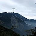 途中展望南大武山風景