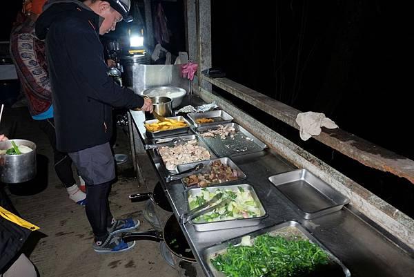 「檜谷廚房」Day1晚餐