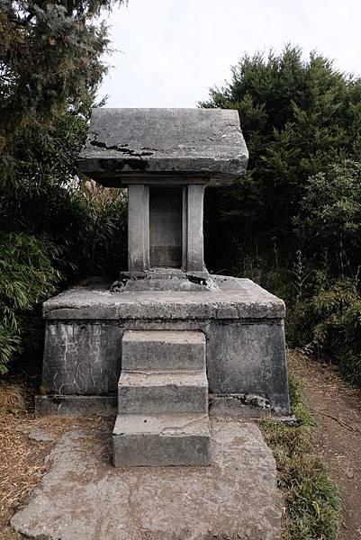 大武遺址(8K)神龕遺跡