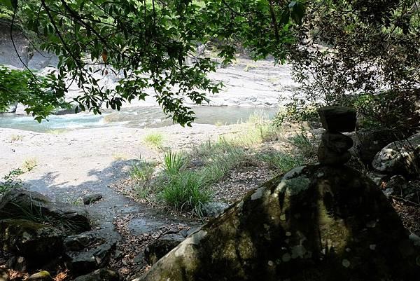 下切至泰崗溪河谷
