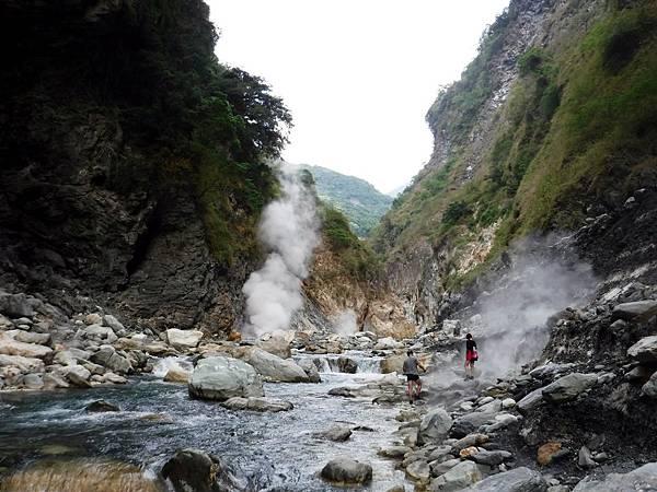地熱谷噴煙景觀