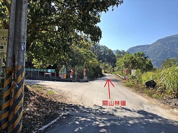 竹林休閒農業區入口續右