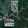 「七坑溫泉新路-七坑-十坑野溪溫泉」GPS地圖