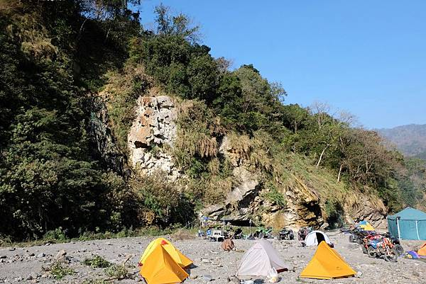 十坑野溪溫泉營地