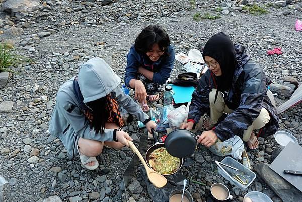 十坑野溪溫泉露營大廚樂