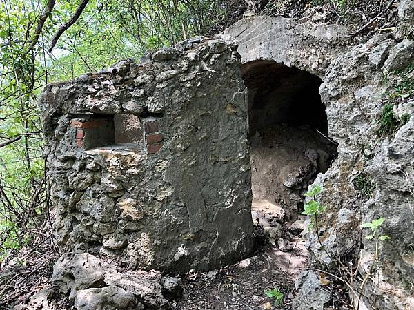 南砲堡-東出入口外觀