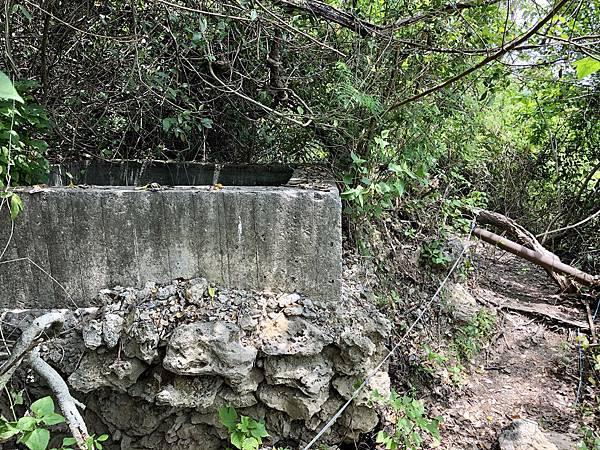 南砲堡東出入口到蓄水池