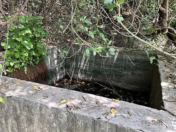 北砲台下層-蓄水池