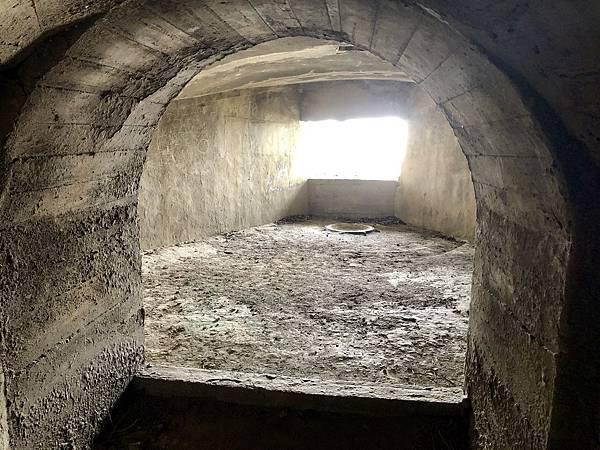北砲台下層-北砲堡