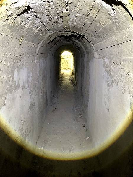 北砲堡坑道-東北出入口