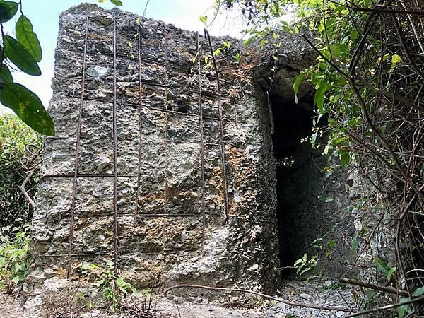北砲台堡壘上層觀測所